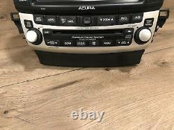 04 2008 Acura Tsx CD Navigation Screen Monitor Radio Stereo Climate Headunit Oem
