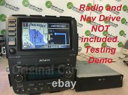 05 06 ACURA MDX Navgition LCD Display Screen Monitor NAV Tested Factory OEM NAVI