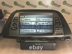 05 06 HONDA Odyssey Navigation GPS System LCD Display Screen Monitor Factory OEM