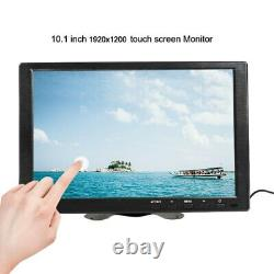 10.1 inch Touch Screen Portable Monitor LCD Display Computer HDMI Raspberry Pi