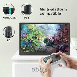 10,1 tragbarer Gaming Monitor 2560x1600 2K IPS LCD Display mit 2 Mini HDMI USB