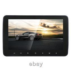 10 Digital LCD Screen Car Hi-Fi Headrest Monitor Display Video MP3 MP5 Player
