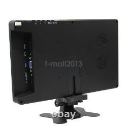 10 IPS Display Monitor HD LCD HDMI VGA Screen 1920x1080 For Raspberry Pi 3 2