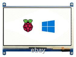 1024x600 7 IPS Display HDMI LCD Capacitive Touch for Raspberry Pi 4B/3B+/Zero W