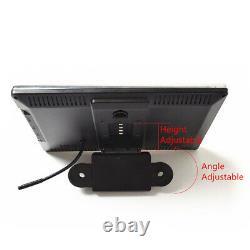 11.6 Car Headrest DVD Player Pillow Monitor Mirror Link WIFI 3G/4G LCD Display