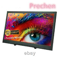 11.6 Portable Monitor 1920x1080 IPS Display HDMI for Raspberry Pi PS4 Xbox 360