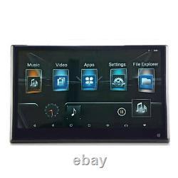 12.5 Vehicle Headrest Monitor Car Mount Multimedia Entertainment Display Screen