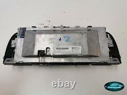 13-16 BMW M5 F10 OEM car info LCD display screen monitor 9321016