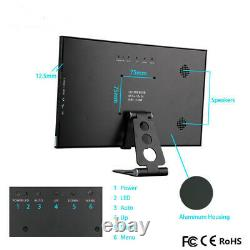 13.3 Touch Screen Monitor 1920x1080 HDMI LCD Display for Raspberry Pi PS4 Xbox
