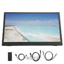 15.6'' 1080P Portable HD LCD Touch Screen Gaming Monitor IPS HDMI Display Type-C