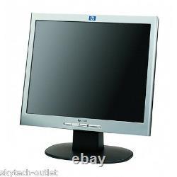 17 Inch Monitor Flat LCD TFT VGA PC Computer 43 Display Screen (Various Brand)