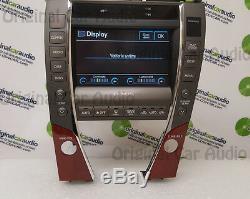 2007 2008 2009 LEXUS ES350 OEM Navigation GPS Monitor LCD Display Screen