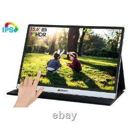 3840×2160 Full HD IPS 15.6 Display Touchscreen Monitor für Switch/PC/Laptop P8S8