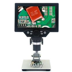 7inch 1200X HD LCD Display Monitor Electronic Digital Video Microscope Magnifier