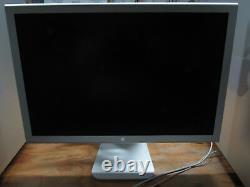 APPLE A1081 M9177LL/A CINEMA DISPLAY HD 20 MONITOR 1680 x 1050 DVI FIREWIRE