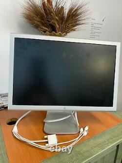 Apple 20 Led Cinema Display Monitor
