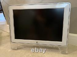 Apple 22 Cinema Display monitor M8058 DVI or ADC includes original box