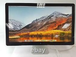 Apple 27 A1316 LED Widescreen Cinema Display Monitor MC007LL/A 2011
