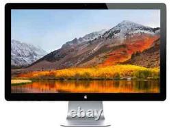 Apple 27 Cinema Thunderbolt A1407 LED Display Fully Working
