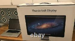 Apple 27 Thunderbolt Display A1407 Widescreen LED Monitor Boxed
