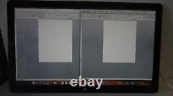Apple 27 Thunderbolt Display HD LED LCD MC914LL/A Good working order