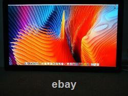 Apple 27 Thunderbolt Display Monitor MC914LL/A 2560x1440 Lot of 2