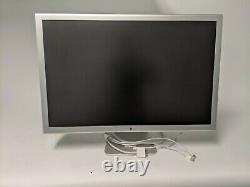 Apple 30 Cinema HD Display Monitor A1083 Grade A Power block not included