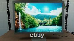 Apple A1083 Cinema HD Display 30 Widescreen 2560x1600 DVI LCD HD Monitor M409