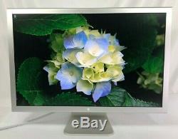 Apple A1083 Cinema HD Display 30 in Widescreen DVI LCD Monitor Grade B Screen