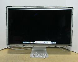 Apple A1316 27 Cinema Display LED TFT LCD Computer Monitor Display No Top Glass