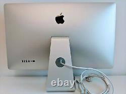 Apple A1407 Thunderbolt Display 27 LED Monitor Used