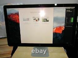 Apple A1407 Thunderbolt Display 27 LED Monitor WQHD Resolution 2560 x 1440