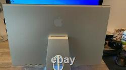 Apple Cinema Display A1081 20 Zoll 1610 LCD Monitor mit Netzteil Neuzustand