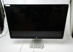 Apple Cinema Display Thunderbolt A1407 27 Widescreen LCD Monitor LED 2560x1440