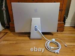 Apple Cinema HD Display 30 DVI LCD Monitor 2560 x 1600 w HD adapter
