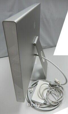 Apple Cinema HD Display 30 Widescreen LCD Monitor M9179LL/A A1083 EMC 2011