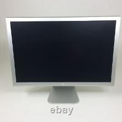 Apple Cinema HD Display A1082 23 Widescreen LCD Monitor 1920X1200