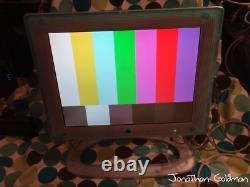Apple Studio Display 15 M4551 Blueberry VGA LCD Display Monitor RARE Mac Vintage