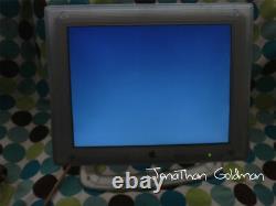 Apple Studio Display 15 M7613 Graphite Digital DVI LCD Display Monitor Vintage