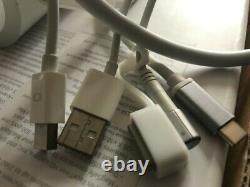 Apple Thunderbolt A1316 MC007B/A 27 LCD Cinema Display MagSafe 2 +Mini DP USB-C