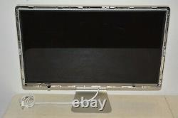 Apple Thunderbolt Display A1407 27 Widescreen LCD Monitor Missing Glass #H125
