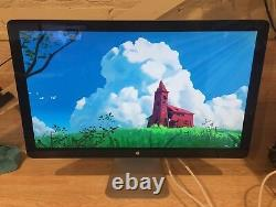 Apple Thunderbolt Display A1407 27 Widescreen LCD Monitor READ F Grade