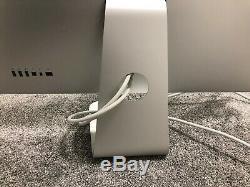 Apple Thunderbolt Display A1407 27 Widescreen LED Monitor Built-in Speaker