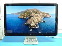 Apple Thunderbolt LCD Display 27 Monitor Model A1407 MC914LL/A