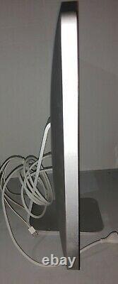 As-Is Apple 27 Thunderbolt Monitor A1407 LCD Widescreen 2560 x 1440 Display A3