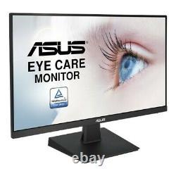 Asus VA24EHE 23.8 FHD 75Hz Gaming LCD Monitor Black 1920 x 1080 FHD display @
