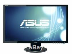 Asus Ve248h 24 Led Lcd Monitor 2 Ms 1609 Adjustable Display Angle 1920 X