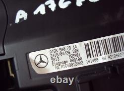 BILDSCHIRM DISPLAY Mercedes A-Klasse W176 CLA 117 180D A1669007814