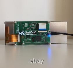 BeadaPanel 6.8 LCD Display for AIDA64 USB Single Cable Monitor WinUSB SDK