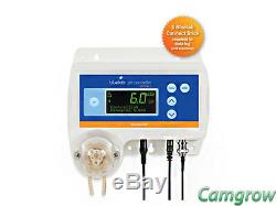 Bluelab pH Controller Connect Monitor Automatic Ph Solution Dosing Lcd Display
